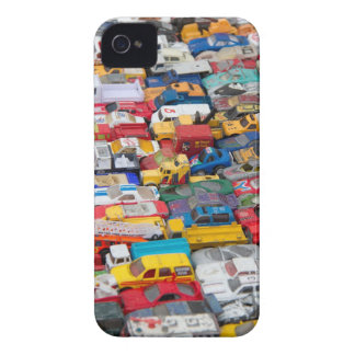 Toy Cars iPhone 4/4S Case-Mate Barely There