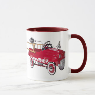 Toy Fire Engine - Mug