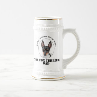 Toy Fox Terrier Dad Stein