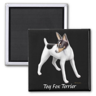 Toy Fox Terrier Magnet