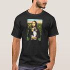 Toy Fox Terrier - Mona Lisa T-Shirt