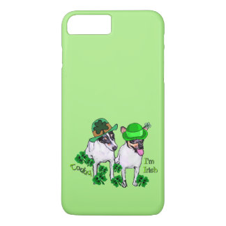 Toy Fox Terrier St Pattys Case-Mate iPhone Case