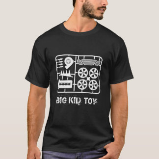 TOY KIT 9-5-AERO-04_white, BIG KID TOY T-Shirt