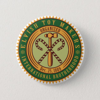 Toy Makers Union 2 Inch Round Button