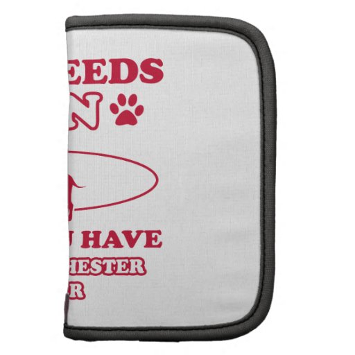Toy Manchester Terrier dog breed designs Planner