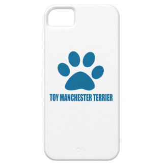 TOY MANCHESTER TERRIER DOG DESIGNS CASE FOR THE iPhone 5