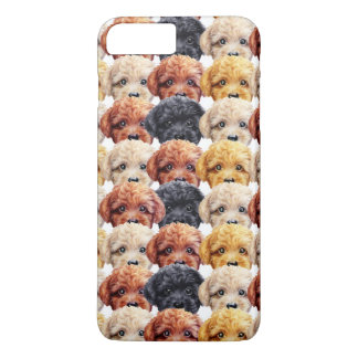 Toy poodle Original painting and design by miart iPhone 7 Plus Case