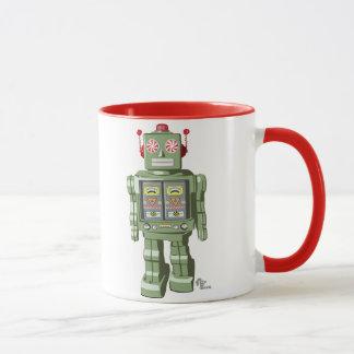 Toy Robot Minty Mug