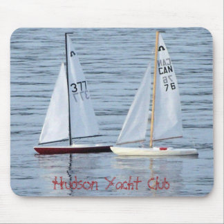 Toy Sailboats Mouse Pad by MaddyLane Designs