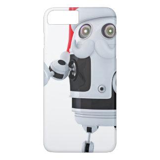 Toy Santa Claus iPhone 7 Plus Case