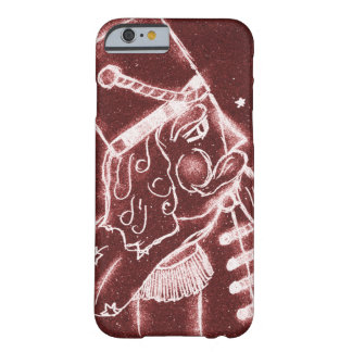 Toy Soldier in Cranberry Red Barely There iPhone 6 Case