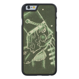 Toy Soldier in Deep Forest Green Carved® Maple iPhone 6 Slim Case