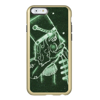 Toy Soldier in Deep Forest Green Incipio Feather® Shine iPhone 6 Case
