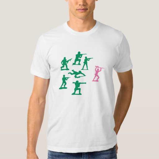Toy Soldiers T-shirt