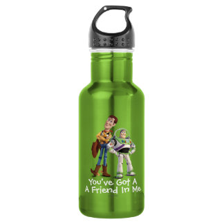 Toy Story 3 - Buzz & Woody 532 Ml Water Bottle