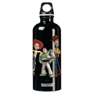 Toy Story 3 - Buzz Woody Jesse Water Bottle