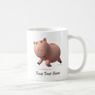 Toy Story 3 - Hamm Basic White Mug