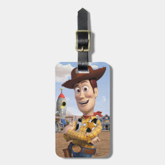Toy Story 3 - Woody 3 Luggage Tag