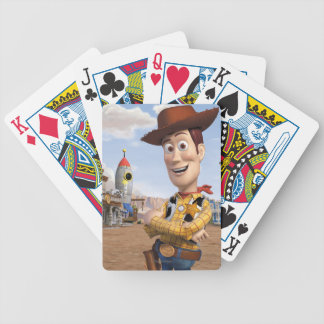 Toy Story 3 - Woody 3 Poker Deck