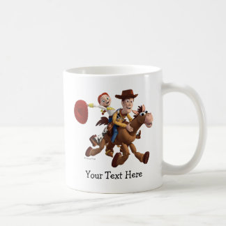 Toy Story 3 - Woody Jessie Coffee Mug