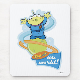 "Toy Story Alien ""Out of This World"" Mouse Pad"
