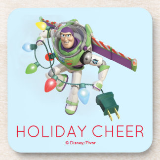 Toy Story   Buzz Lightyear Decorating Christmas Coaster