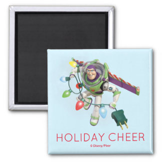 Toy Story | Buzz Lightyear Decorating Christmas Magnet