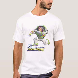 Toy Story Buzz Lightyear Preparing to Fire T-Shirt
