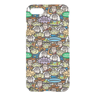 Toy Story   Cute Toy Pattern iPhone 7 Case
