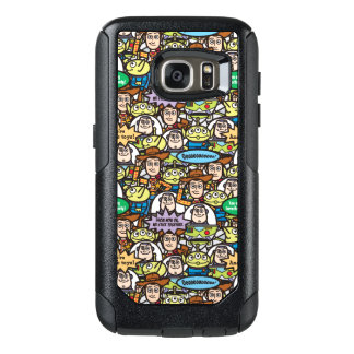 Toy Story | Cute Toy Pattern OtterBox Samsung Galaxy S7 Case