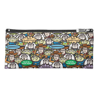 Toy Story   Cute Toy Pattern Pencil Case