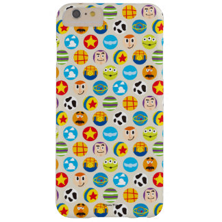 Toy Story   Toy Icon Pattern Barely There iPhone 6 Plus Case