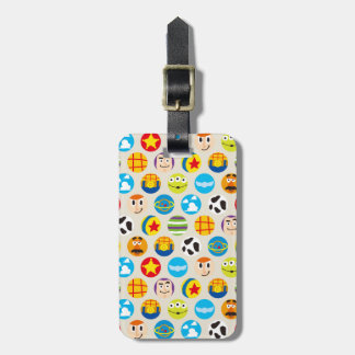 Toy Story | Toy Icon Pattern Luggage Tag