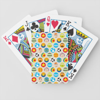 Toy Story | Toy Icon Pattern Poker Deck
