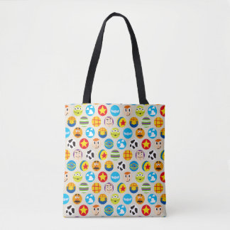 Toy Story | Toy Icon Pattern Tote Bag