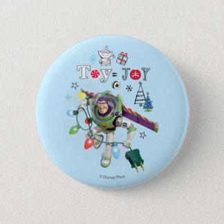 Toy Story | Toy = Joy 2 Inch Round Button
