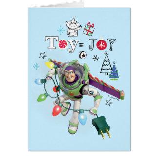 Toy Story | Toy = Joy Card