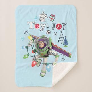 Toy Story | Toy = Joy Sherpa Blanket
