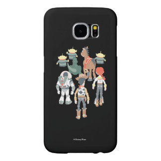 Toy Story | Toy Story Friends Turn 6 Samsung Galaxy S6 Cases