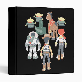 Toy Story | Toy Story Friends Turn Binders