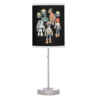 Toy Story | Toy Story Friends Turn Desk Lamp