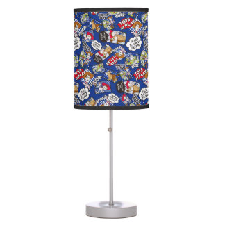 Toy Story | Toys at Play Comic Pattern Desk Lamps