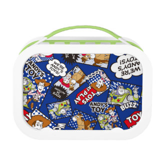 Toy Story | Toys at Play Comic Pattern Lunchbox