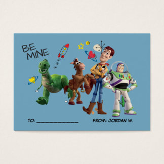 Toy Story | Valentine's Day 100pk Card