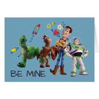 Toy Story | Valentine's Day Card