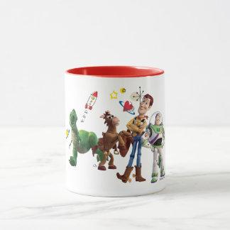 Toy Story   Valentine's Day Mug