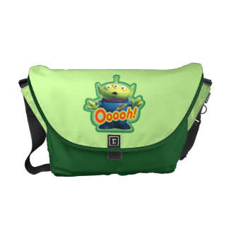 Toy Story's Aliens Messenger Bags