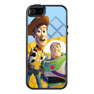 Toy Story's Buzz & Woody OtterBox iPhone 5/5s/SE Case