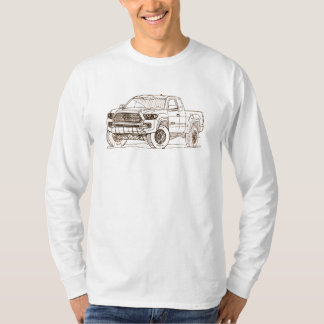 Toy Tacoma TRD 2016 T-Shirt