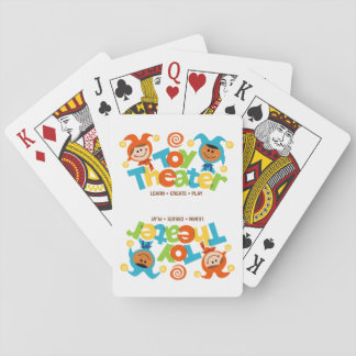 Toy Theater Playing Cards